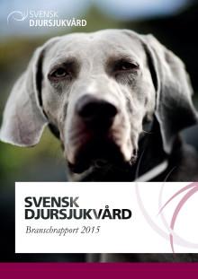 Svensk Djursjukvårds branschrapport 2015