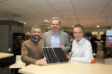 Elektroskandia satsar på solenergi