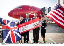 Norwegian Announces Flights to London from Boston