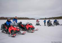 Swedish Lapland Visitors Board arrangerar visningsresa för tyska investeringsfrämjare tillsammans med Invest in Norrbotten och Business Sweden.