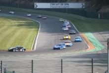 Vinst och en tredjeplats på Circuit De Spa Francorchamps