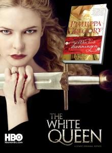 """""""Den hvite dronningen"""" av Philippa Gregory blir HBO-serie"""