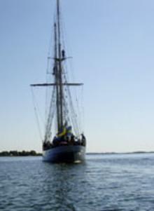 Elev skildrar livet till sjöss