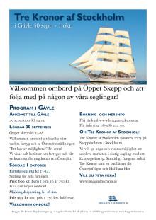 Program i Gävle 2017
