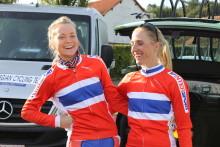 Uttak: Damelandslaget til Tour de l'Ardeche