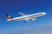 SINGAPORE AIRLINES TO BOOST OSAKA SERVICES WITH THIRD DAILY FLIGHT