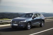 Volvo Car Sverige i topp som marknadsledare
