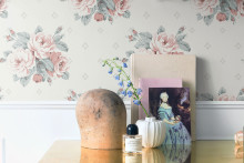 Klassiska och moderna mönster i ny tapetkollektion från Decor Maison
