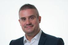 Morgan Forsberg ny regionchef på Geberit