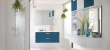 Design dit eget badeværelse med flotte elementer
