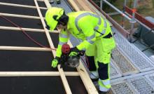 """Pressinbjudan: """"Hentverksprojekt"""" ska locka fler kvinnor till byggbranschen"""