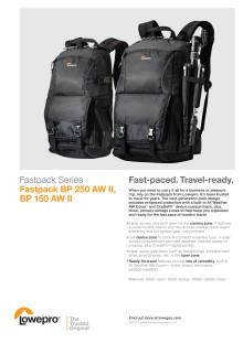 Lowepro Fastpack