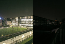 Licht aus, Klimaschutz an: Santander beteiligt sich an Earth Hour 2018
