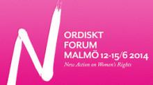 Vi medverkar på Nordens största kvinnokonferens!