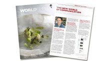 Digital PR for the F&B industry [Interview in WorldChefs Jan'15 issue]