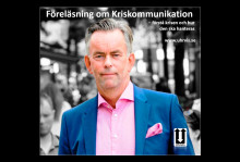 Kriskommunikation – förstå krisen och hur den ska hanteras - Seminarium