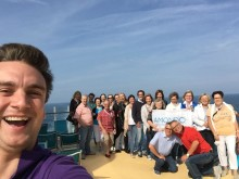 Neue Schulungsreihe auf See: AIDA prima