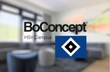 BoConcept am Fischmarkt und BoConcept am Gänsemarkt: BoConcept richtet HSV Campus ein
