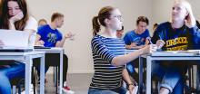 Elever på Nacka gymnasium och YBC bäst i landet på att klara gymnasiet på tre år
