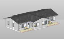 Bergs Hyreshus AB planerar för att bygga lägenheter
