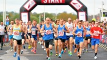 Sunderland City 10K and Half Marathon - 7 May 2017