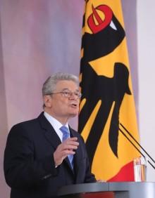 Joachim Gauck Svenska kyrkans gäst på Bokmässan