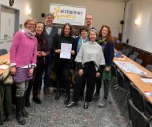 Sieben auf einen Streich: Deutschsprachige Alzheimer-Organisationen kooperieren zum Wohle der Betroffenen