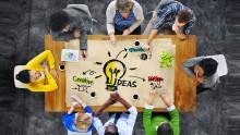 Idéer i  henhold til planen
