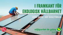 Gröna satsningar på ett hållbart Malmö