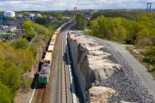 Göteborgs hamn möjliggör inlandslagring av importgods