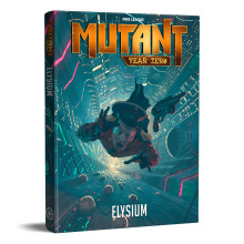Kickstarter for MUTANT YEAR ZERO: ELYSIUM RPG – Three Days to Go Before Humanity Falls