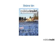 Mäklarinsikt Skåne län 2016:1