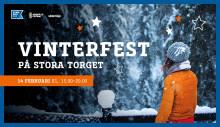 Så blir Vinterfesten 2019 på Stora Torget - stort lokalt engagemang