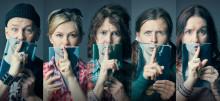 Urpremiär för Det som är vårt – ett humoristiskt drama om att få nog och kraften i att gå samman