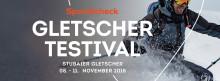 Presseeinladung zum 31. SportScheck GletscherTestival ins Stubaital