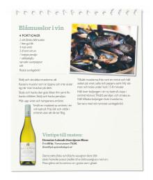 Recept på musslor