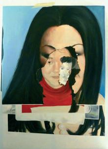 Pernilla Iggström - måleri, 25 augusti-16 september