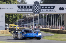 Volkswagen slår 20 år gammel rekord på Goodwood Festival of Speed