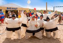 BeachvolleyFesten på Tylösand slår nytt rekord