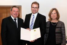 Bayernwerk Natur für Teilnahme am Umweltpakt Bayern ausgezeichnet