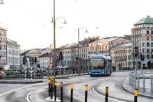 Göteborg kan få många fler elbussar