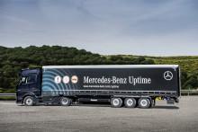 Hold overblikket med Mercedes-Benz Uptime