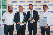 DAF CF Electric vinner Green Truck Award