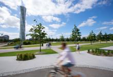 Assemblin installerar multidisciplinärt i Västra Hamnen