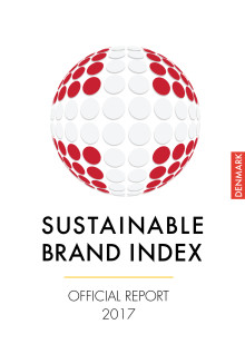 Officiell Rapport Danmark - Sustainable Brand Index 2017