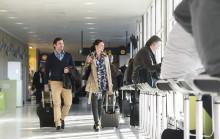 Alltfler nöjda resenärer på Göteborg Landvetter Airport