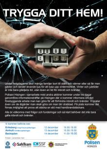 SafeTeam Affisch
