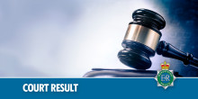 Three men jailed after M53 pursuit following burglary