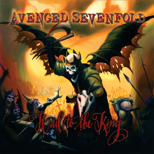 "AVENGED SEVENFOLD ANNOUNCE ""HAIL TO THE KING"" AS THE TITLE OF THEIR HIGHLY ANTICIPATED SIXTH STUDIO ALBUM DUE OUT AUGUST 28, 2013."
