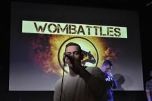 SVEND SPYT OG DJ ENDLESS CRITIC GÆSTER ÅRETS SIDSTE 'WOMBATTLES'